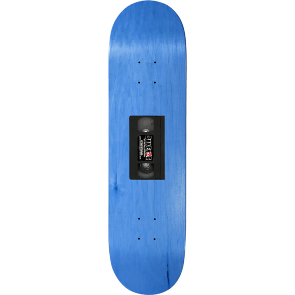 "Deathwish Skateboards Jake Hayes Black Tape Skateboard Deck - 8.25"" x 31.5"""