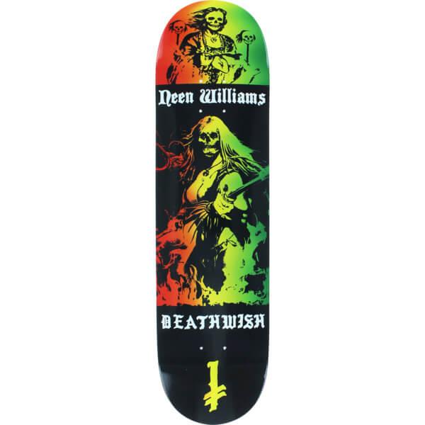 Deathwish Skateboards Colors of Death Deck