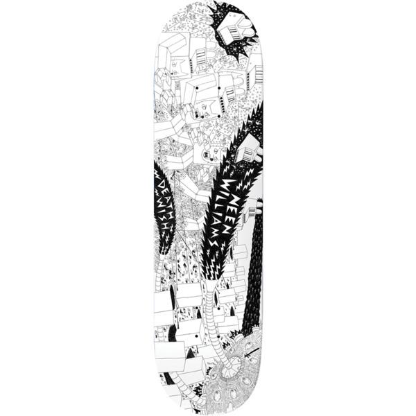 "Deathwish Skateboards Neen Williams Death War 3,000 Skateboard Deck - 8.38"" x 32"""
