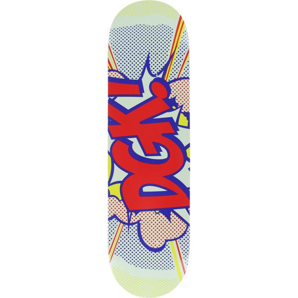"""DGK Skateboards Pow Skateboard Deck - 8.1"""" x 31.875"""""""
