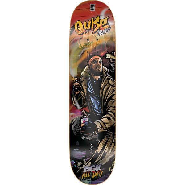 "DGK Skateboards Marquoise Henry Apocalypse Skateboard Deck - 8.1"" x 31.875"""