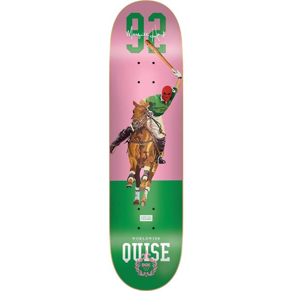 """DGK Skateboards Marquoise Henry Hood League Skateboard Deck - 8"""" x 32"""""""