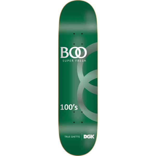 "DGK Skateboards Boo Johnson Ashes To Ashes Skateboard Deck - 8.25"" x 32"""
