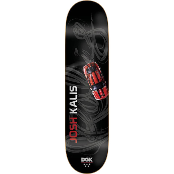 "DGK Skateboards Josh Kalis Burnout Skateboard Deck - 8.25"" x 32"""