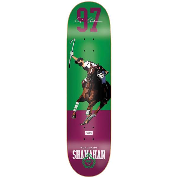 "DGK Skateboards John Shanahan Hood League Skateboard Deck - 8.1"" x 32"""