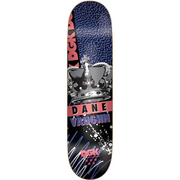 "DGK Skateboards Dane Vaughn Jump Skateboard Deck - 8.25"" x 31.875"""
