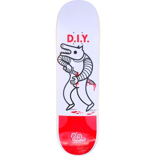 """Darkroom Trend Forecast Skateboard Deck - 8.5"""" x 32.25"""""""