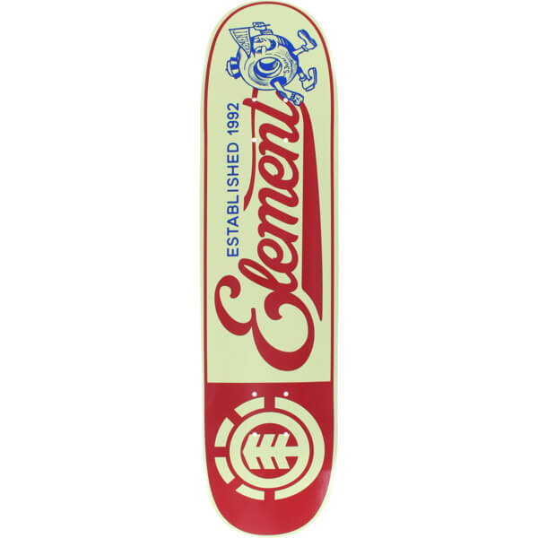 Element Skateboards Twig Ballpark Skateboard Deck 7 3 X