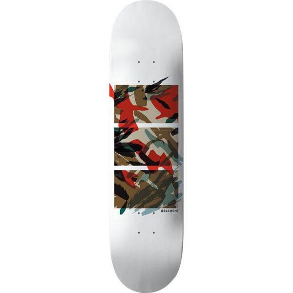 """Element Skateboards Nigel Cabourn Crazy Skateboard Deck - 8.25"""" x 32.25"""""""