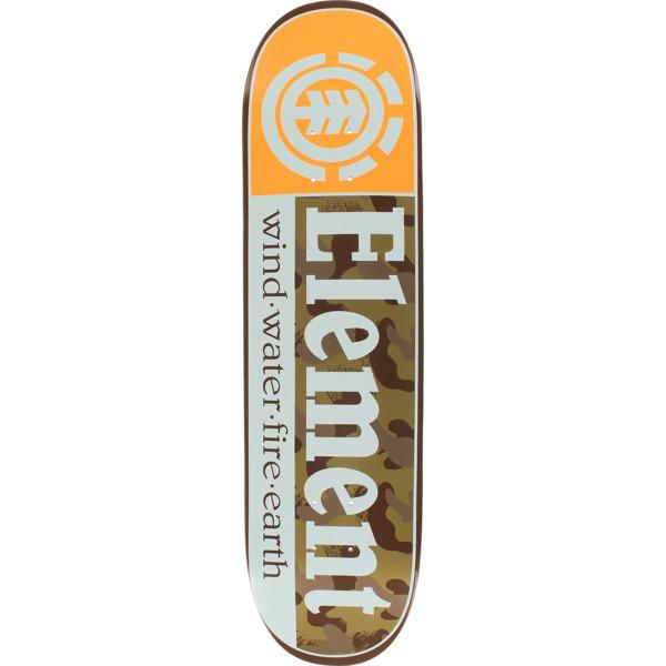 "Element Skateboards Expedition Section Skateboard Deck - 8.1"" x 31.75"""