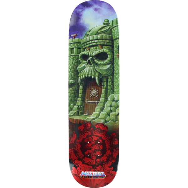 "Element Skateboards Masters Of The Universe Grayskull Skateboard Deck - 8.3"" x 32.25"""