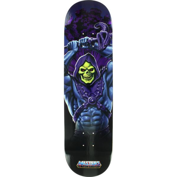 """Element Skateboards Masters Of The Universe Skeletor Skateboard Deck - 8.25"""" x 32.25"""""""