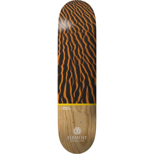 "Element Skateboards Nat Geo Earth Skateboard Deck - 8.5"" x 32.7"""