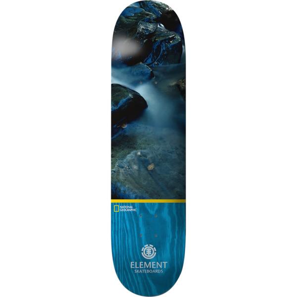 "Element Skateboards Nat Geo Water Skateboard Deck - 8.25"" x 31.9"""