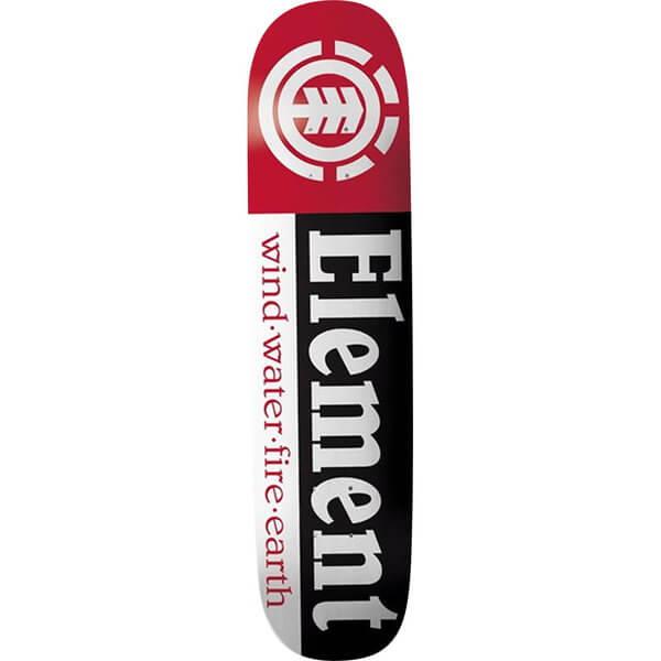 "Element Skateboards Section Skateboard Deck - 7.75"" x 31.75"""