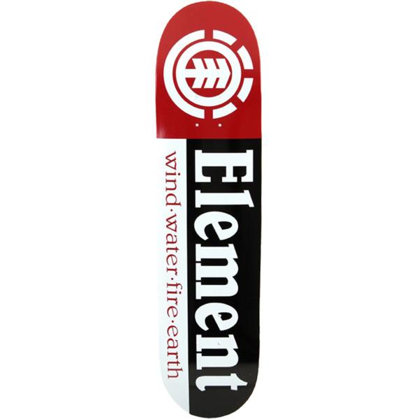 "Element Skateboards Section Skateboard Deck - 8.2"" x 32.25"""