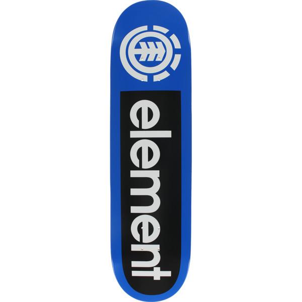 """Element Skateboards Primo Blue Skateboard Deck - 8"""" x 31.75"""""""
