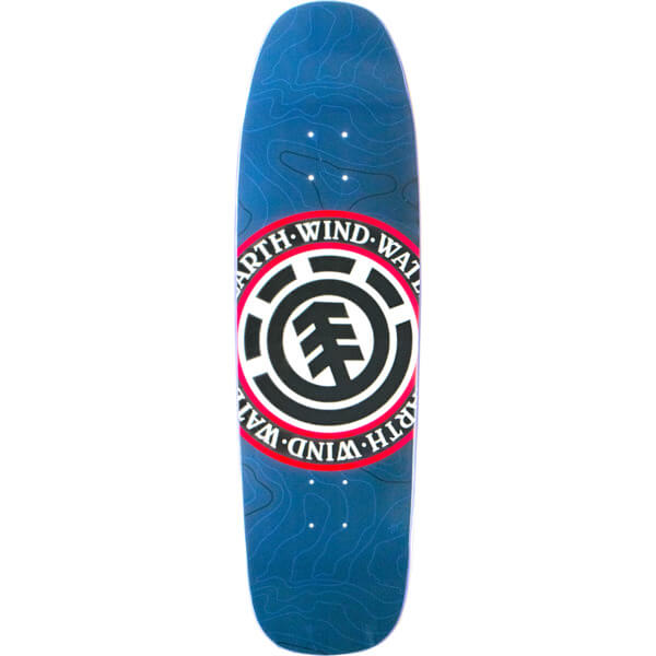 Element Skateboards Topo Seal Deck