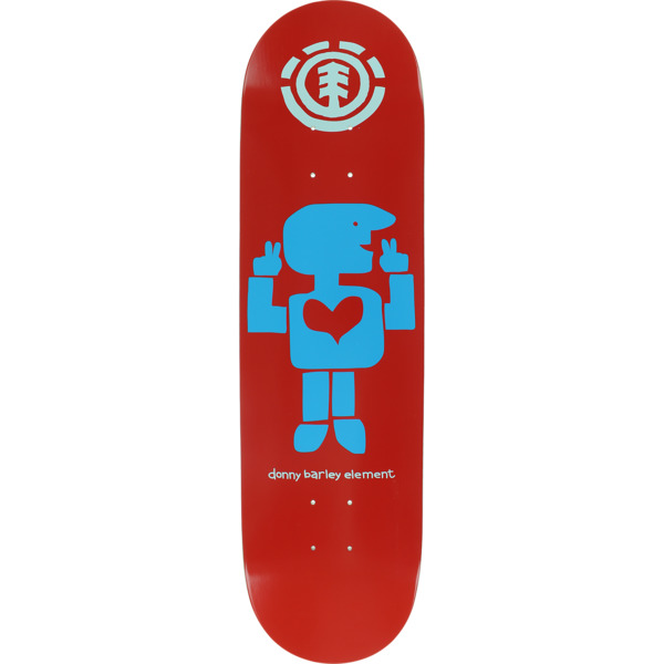 "Element Skateboards Donny Barley Health Skateboard Deck - 8.2"" x 32.25"""