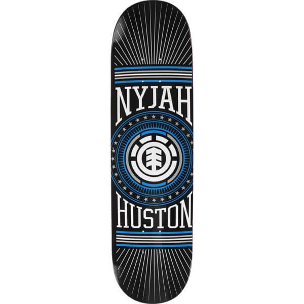 Element Skateboards Nyjah Huston Dialed Skateboard Deck - 8 x 31 75