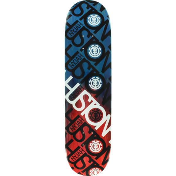 element skateboards nyjah huston name brand skateboard