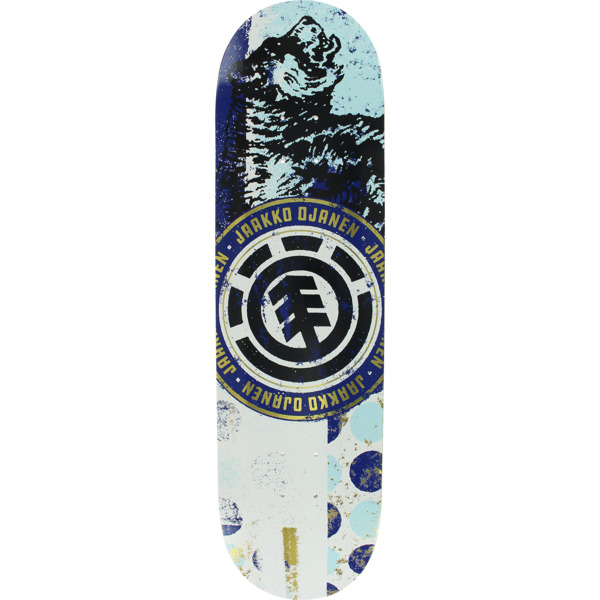 "Element Skateboards Jaakko Ojanen Seal Skateboard Deck - 8.38"" x 32.25"""