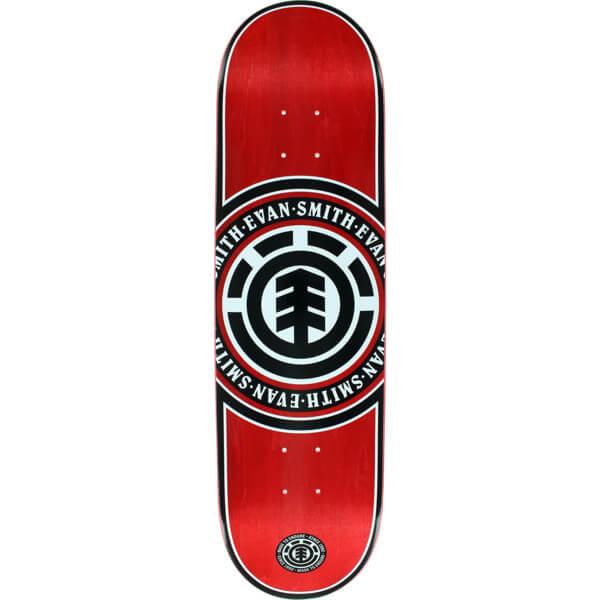 "Element Skateboards Evan Smith 25 Year Seal Skateboard Deck - 8.3"" x 32.25"""
