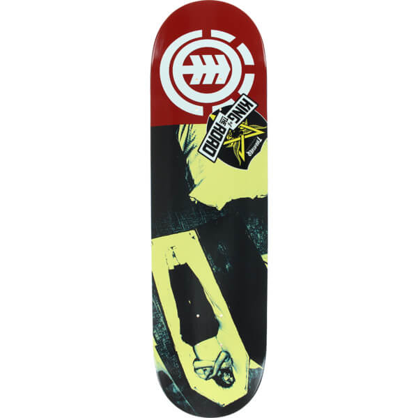 """Element Skateboards Evan Smith King of the Road Coffin Skateboard Deck - 8.2"""" x 32.2"""""""