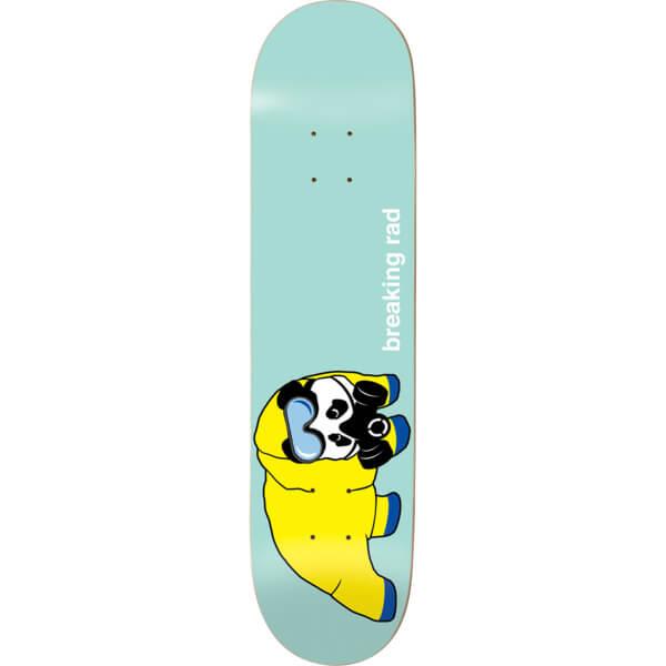 Enjoi Skateboards Breaking Rad Pastel Green Skateboard
