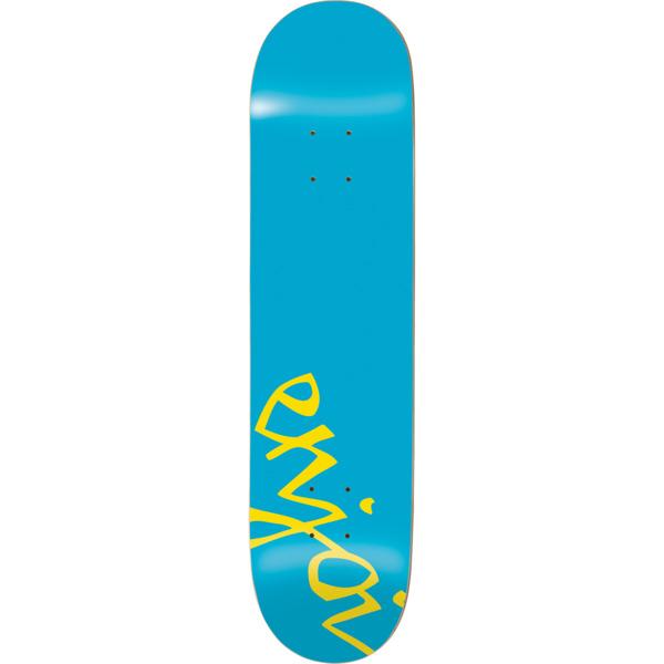 """Enjoi Skateboards Early 90's Blue Skateboard Deck - 8"""" x 31.6"""""""