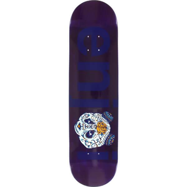 Enjoi Skateboards Quinceanera Purple Skateboard Deck - 7.75 x 31.5 - Warehouse  Skateboards e9a159deb60