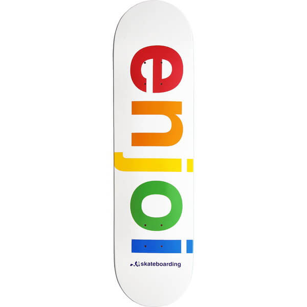 Enjoi Skateboards Spectrum Deck
