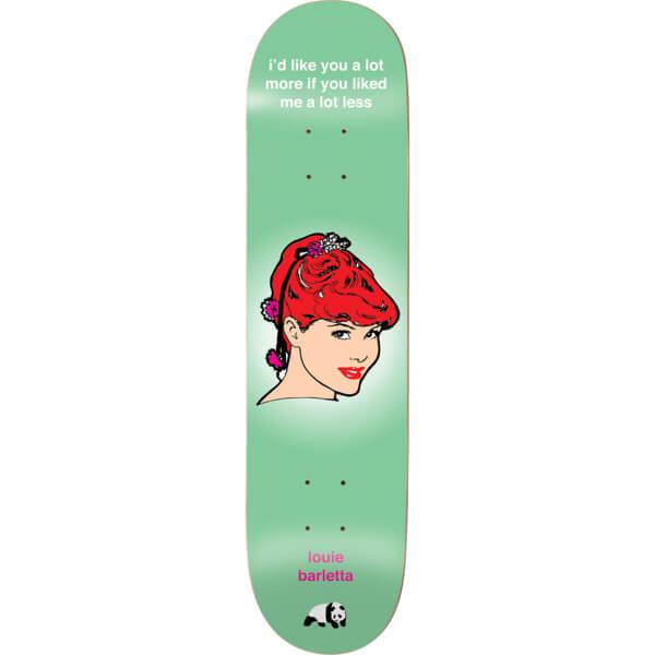 "Enjoi Skateboards Louie Barletta Codependent Behavior Skateboard Deck Resin-7 - 8"" x 31.7"""