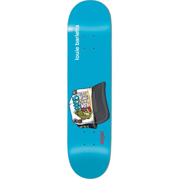 "Enjoi Skateboards Louie Barletta Snap Back Skateboard Deck - 8.25"" x 32"""