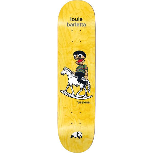 "Enjoi Skateboards Louie Barletta What's The Deal Skateboard Deck Resin-7 - 8.37"" x 32.1"""