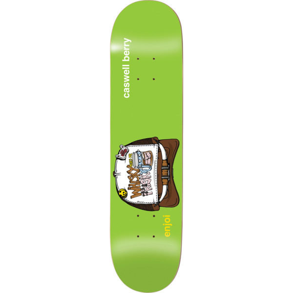 "Enjoi Skateboards Caswell Berry Snap Back Skateboard Deck - 8"" x 31.75"""