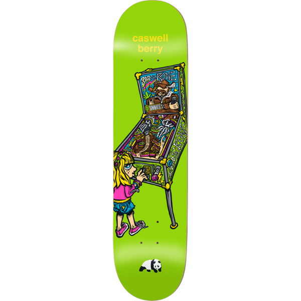 "Enjoi Skateboards Caswell Berry What's The Deal Skateboard Deck Impact Light - 8.5"" x 32.1"""