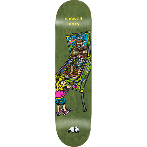 """Enjoi Skateboards Caswell Berry What's The Deal Skateboard Deck Resin-7 - 8.25"""" x 32"""""""