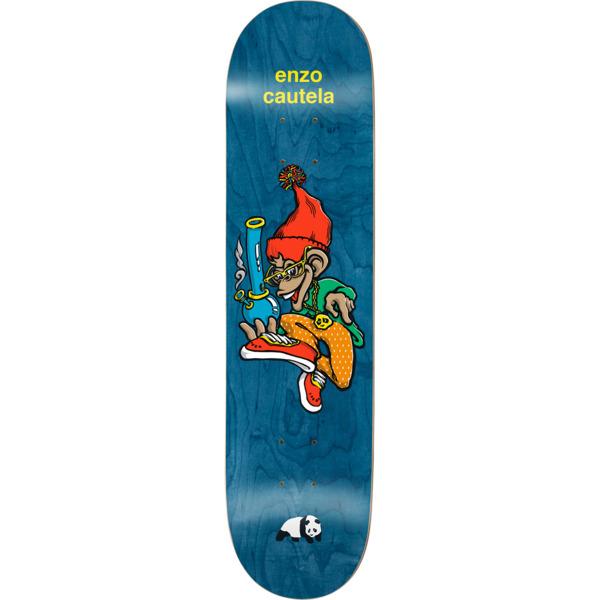 """Enjoi Skateboards Enzo Cautela What's The Deal Skateboard Deck Resin-7 - 8"""" x 31.6"""""""
