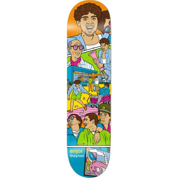 """Enjoi Skateboards Thaynan Costa Weekend At Louie's Skateboard Deck - 8.5"""" x 32.2"""""""