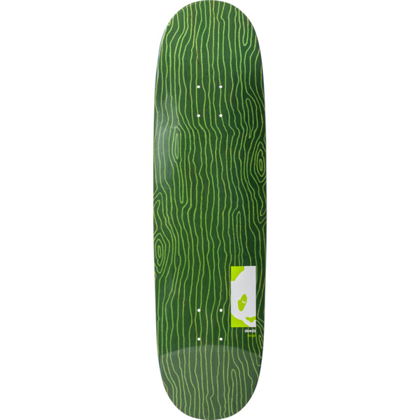 """Enjoi Skateboards Didrik Galasso Deedz Box Panda Green Skateboard Deck Resin-7 - 8.37"""" x 32.1"""""""