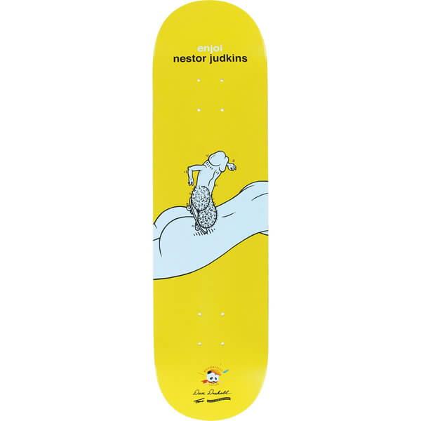 Enjoi Skateboards Don't Be A Dick Deck