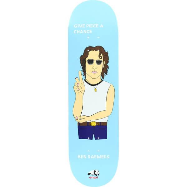Enjoi Skateboards Hand Gestures Deck