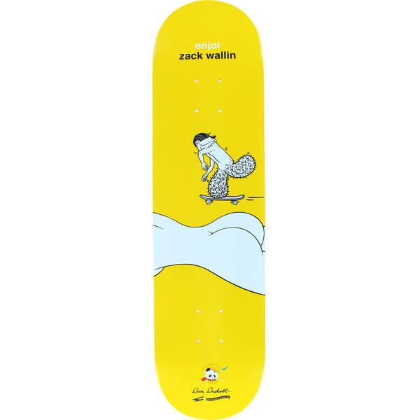 Enjoi Skateboards Don't Be A Dick Deck
