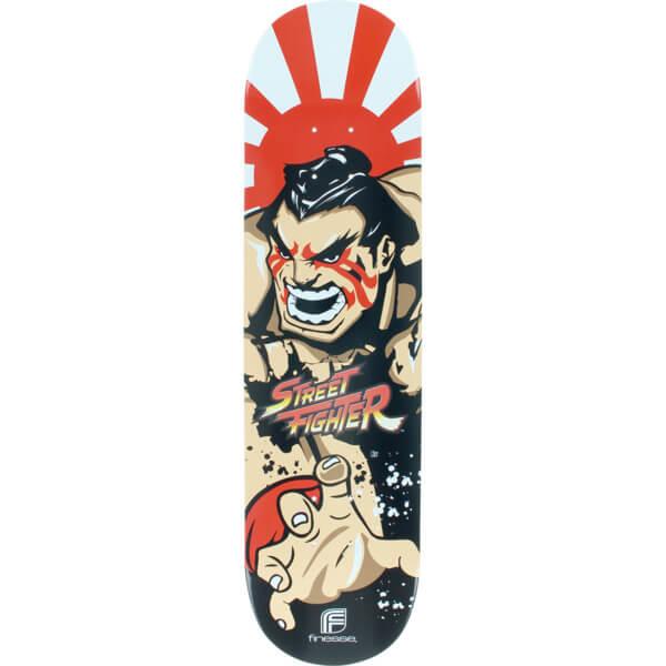 Finesse Skateboards Streetfighter Ehonda Deck