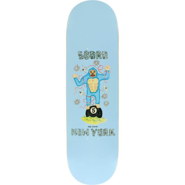 "5Boro NYC Skateboards Rob Gonyon x DS Skateboard Deck - 8.25"" x 32"""