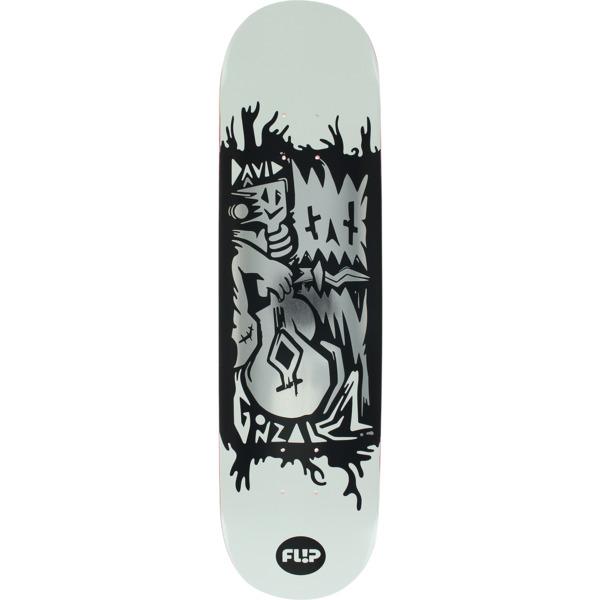 """Flip Skateboards David Gonzalez Block Skateboard Deck - 8"""" x 31.4"""""""