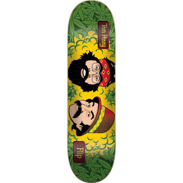 Flip Skateboards Mary Jane Deck