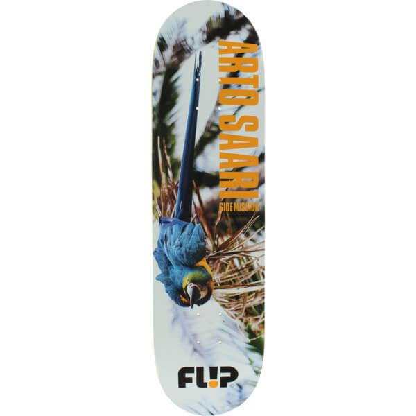 Flip Skateboards Side Mission Parrot Deck