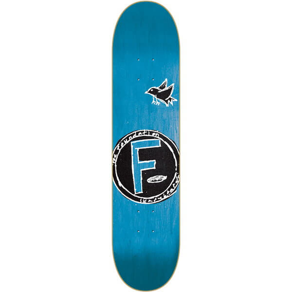 Foundation Skateboards F Bird Deck